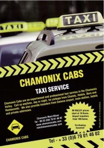 Chamonix Cabs